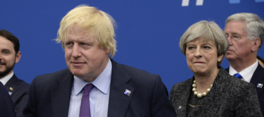 brexit congresso tory johnson may