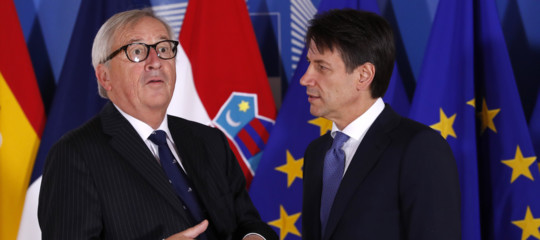 A che punto è lo scontro tra Italia e Ue sul deficit