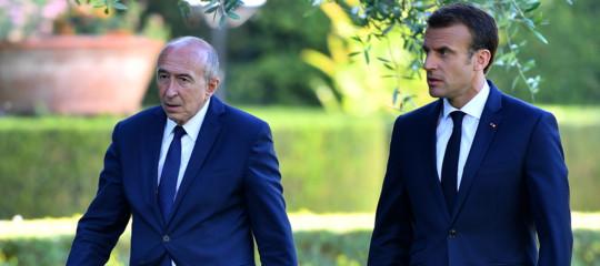 Francia: Il presidenteMacronha accettato le dimissioni del ministro dell'InternoCollomb