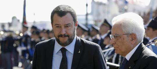 Ue, Salvini:Moscoviciparla a vanvera, l'Italia non è razzista