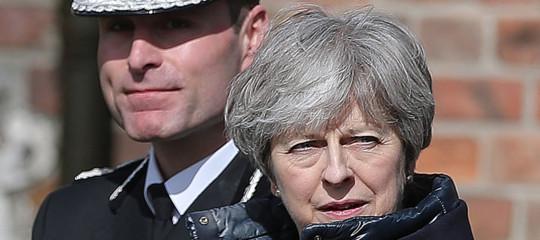 """Theresava alla guerra: """"I Tory con me o crolla tutto"""""""