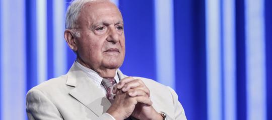 """""""Se si fa un condono fiscale turiamoci il naso, ma finanzieremo l'abolizione dellaFornero"""", ha detto Savona"""