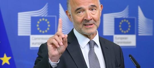 Le parole diMoscoviciche hanno trasformato le tensioni Roma Bruxelles in scontro aperto