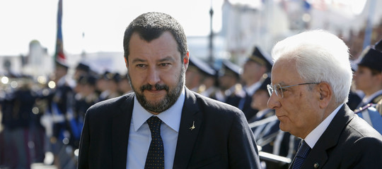 """Decreto Sicurezza, Salvini: """"Incontro positivoal Colle,testo rifinito"""". Oggi la firma"""