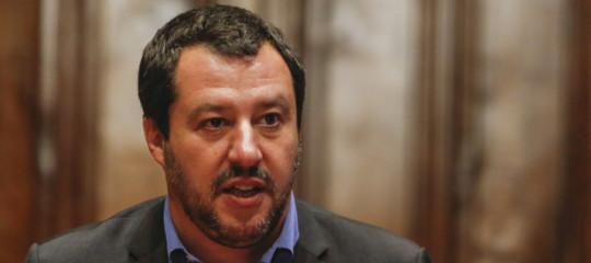 Decreto Sicurezza Salvini Mattarella Costituzione