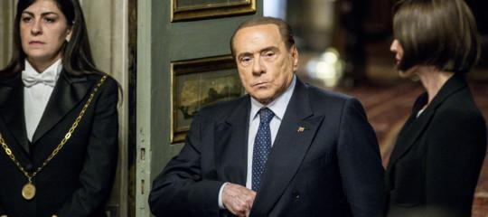 governo Berlusconi baratro autoritario