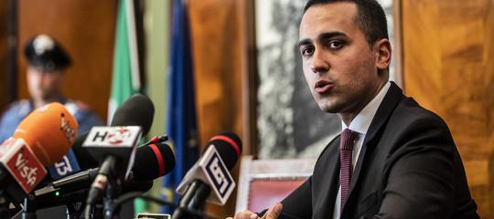 Di Maio ha rivelatoqualche dettaglio in più sulreddito di cittadinanza