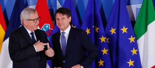 Il governo manda ilDefalle Camere e prova a rassicurare l'Europa