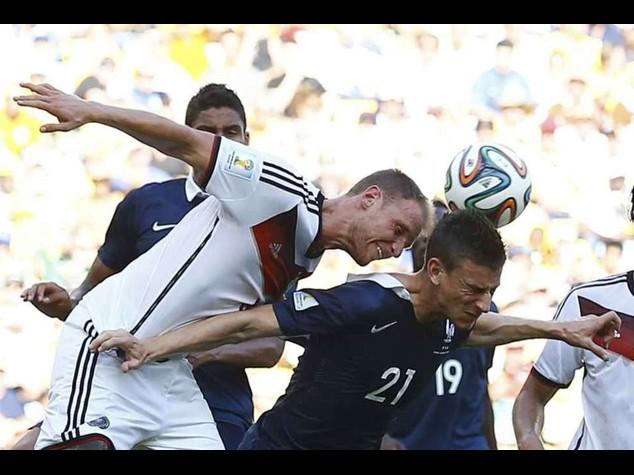Germania e Brasile in semifinale Lacrime per Francia e Colombia