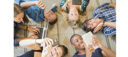 Giovani internettransdisciplinarieta