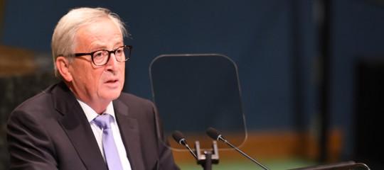 Brexit,Juncker: aumentano leprobabilità di un accordo