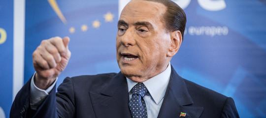 """Il reddito di cittadinanza per Berlusconi è una bufala, """"una presa in giro"""""""