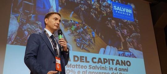 """""""Non usiamoboto algoritmi, la Bestia di Salvini è Salvini stesso"""", spiega LucaMorisi"""