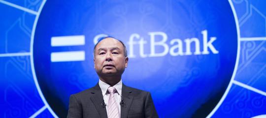 uber didi grab softbank