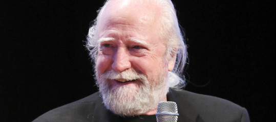 Cinema: è morto l'attore Scott Wilson, il 'vedovo proprietario' in The Walking Dead