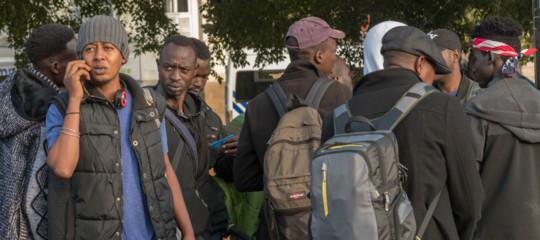 migranti salvini seehoferrotta tedesca