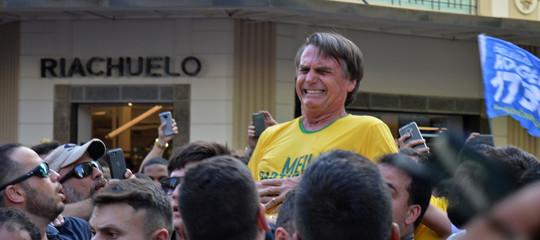 brasile elezioni ballottaggio bolsonaro haddad