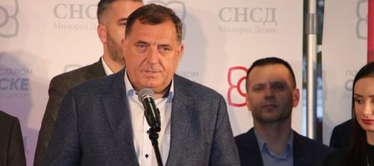 bosnia elezioni vittoria dodik