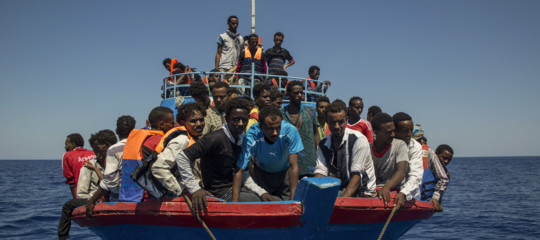 quanti migranti libia