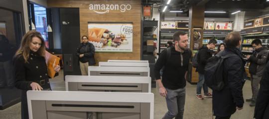 I supermercati senza casse né cassieri diAmazonsbarcano in Europa