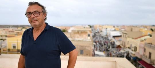 """Il sindaco di Lampedusa :""""Porti chiusi?Macché. Gli sbarchi qua continuano"""""""