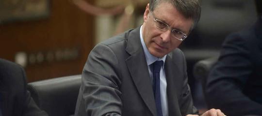Decreto Genova, Cantone: al commissario poteri senza precedenti