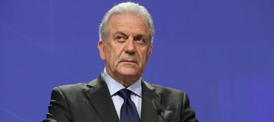 Brexit Avramopoulos
