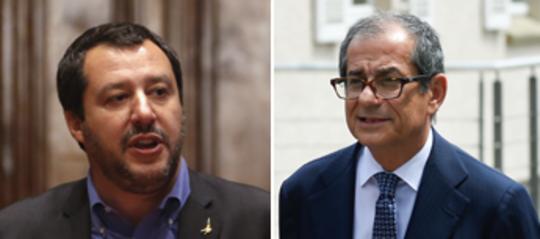 Manovra, Salvini e Tria: sullaflattaxdiciamo la stessa cosa