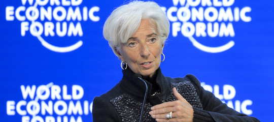 Manovra,Lagarde: l'Italia rispetti le regole Ue