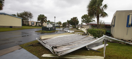 Florida: l'uragano Michael è il più potente degli ultimi 25 anni. Due morti