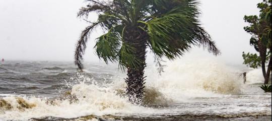 Uragano Michael Florida
