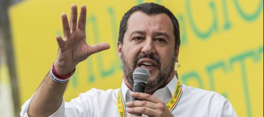 Manovra Salvini patrimoniali conti correnti Mattarella