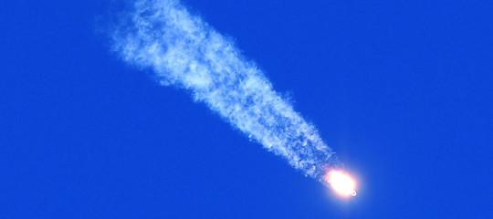 Spazio: atterraggio d'emergenza perSoyuz, illeso equipaggio Usa-Russia