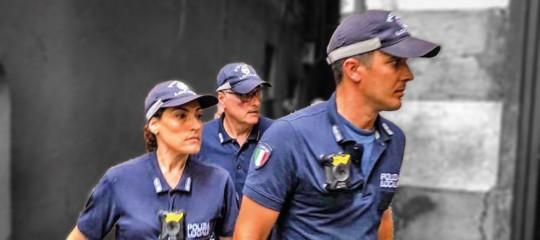 Durante la selezione dei vigili a Genova, due malori alla prova di corsa