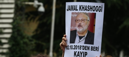 khashoggi assassinio arabia saudita turchia