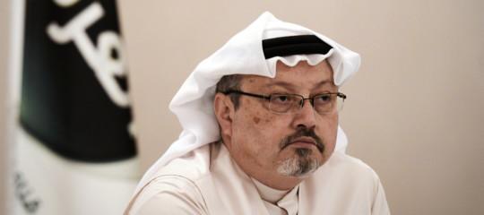 Khashoggi Arabia Saudita omicidio