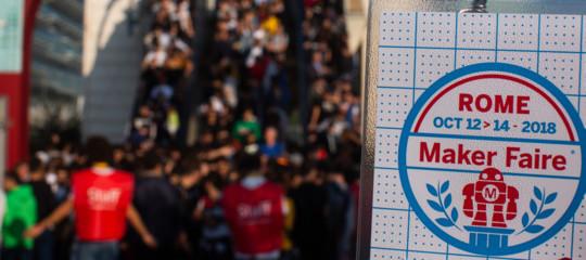 makerfaire roma 2018 cosa succede