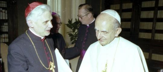 paolo VI montini santo