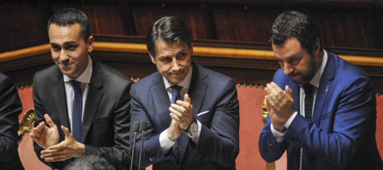 pace fiscale manovra lega m5s