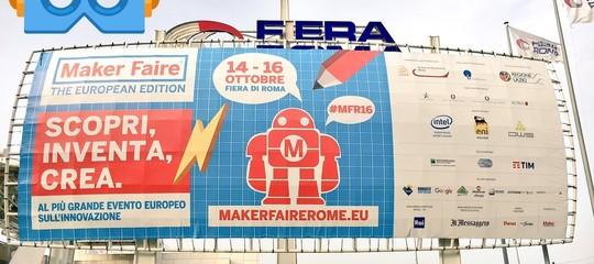 maker faire economia circolare