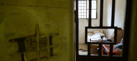 Rivolta detenuti carcere Sanremo