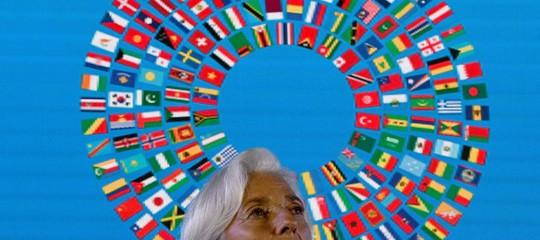 Cosa è stato detto dell'Italia al meeting del Fondo monetario internazionale