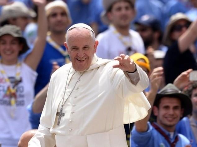 """Mafia Capitale, interviene il Papa  """"Roma rinasca moralmente"""""""