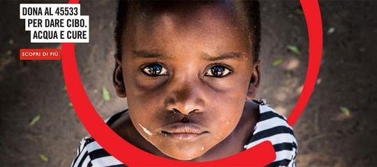 Ogni minuto nel mondo 5 bambini muoiono di fame.Un rapporto
