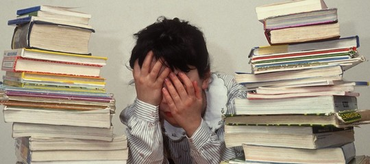 immigrati scuola libri padova