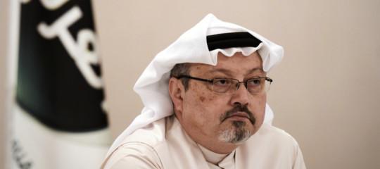 Khashoggi Trump Pompeo re Arabia saudita Salman