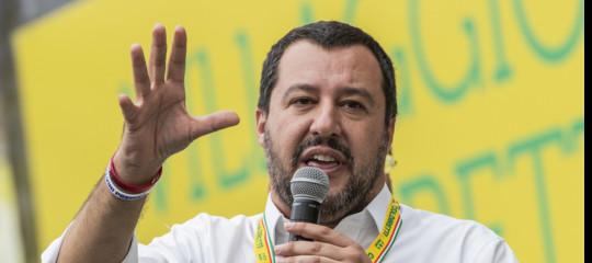 Russia Salvini sanzioni