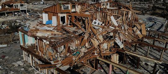 Usa: sale a 19 il numero delle vittime accertate per l'uragano Michael