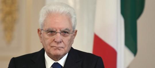 Mattarella: la deportazione degli ebrei una ferita insanabile per l'intero popolo italiano
