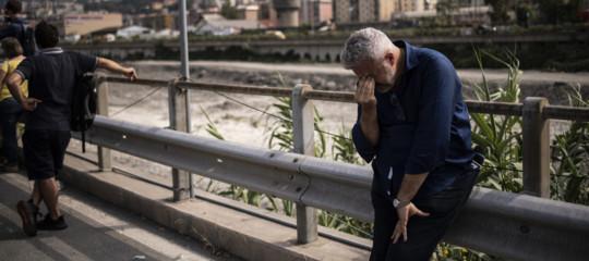 Autostrade insistee presenta il progetto per ricostruire il ponte di Genova